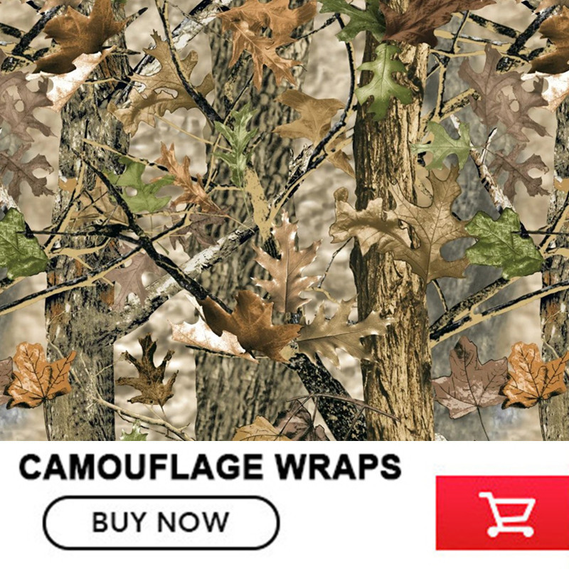 OPLARE FS004 Realtree Camo Vinyl Car Wrap PVC Adhesive Real Tree Camouflage Film For Truck Size:1.52*5/10/15/20/25/30m/Roll цена
