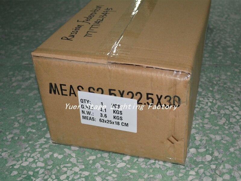 2 pçslote padrão Internacional DMX 240 controlador
