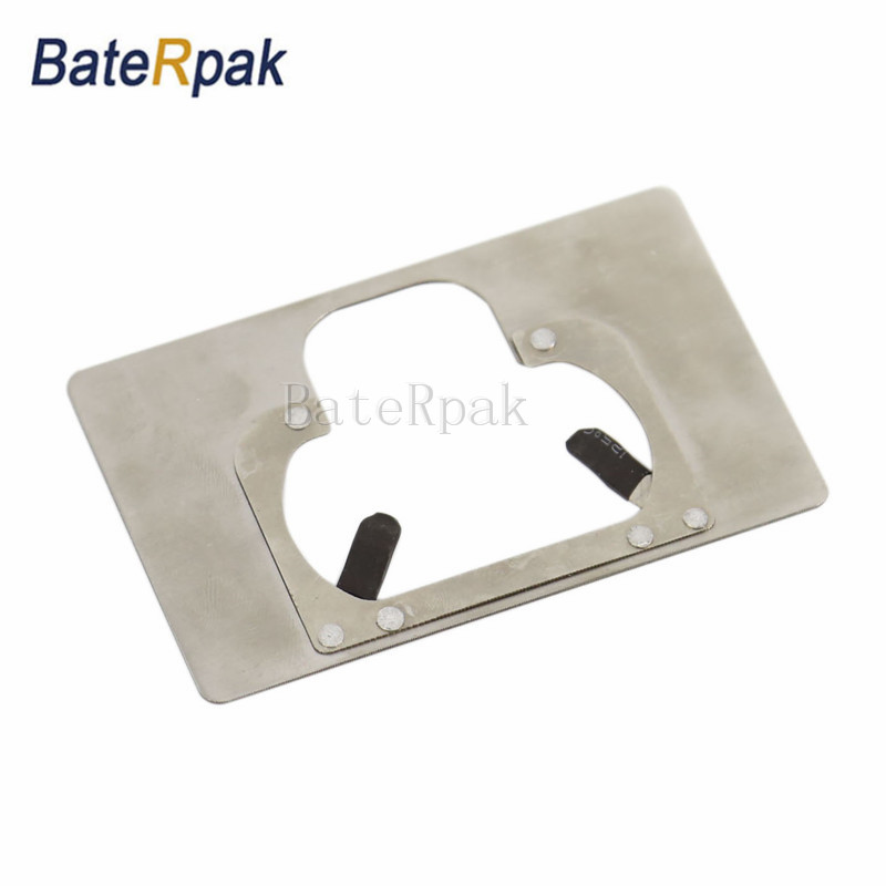 BateRpak Manual Code Printer,Metal dog tag Holder,metal plate embossor holder suit for TAG size 50.3*28.3*0.4mm digital credit card uv printer name tag dog tag printer machine with ciss system