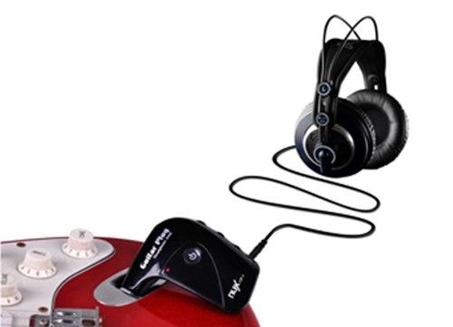 NUX GP-1 Classic British Distortion Effect Rock Guitar Plug Headphone Amp