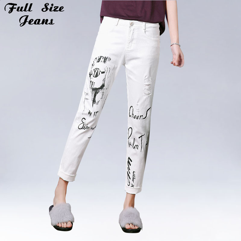 Online Buy Wholesale white denim capris from China white denim ...
