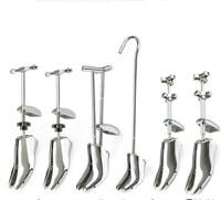 1 Piece Aluminum Alloy Shoe Tree Metal Adjustable Shoe Expander Women Shoe Stretcher Steel Shoe Stretcher Shaper
