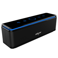 ZEALOT S7 Bluetooth Speaker With Touch Control 4 Drivers Audio Home Wireless Music Box Theatre 3D