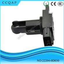 Высокое качество Массового Расхода Воздуха MAF Датчик 22204-0D030 для Toyota Camry Corolla Tundra Lexus RX330