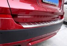 2011 2012 2013 Para BMW X3 F25 Exterior Puerta Protector Del Paragolpes Trasero Guardia Sill Placa de Acero