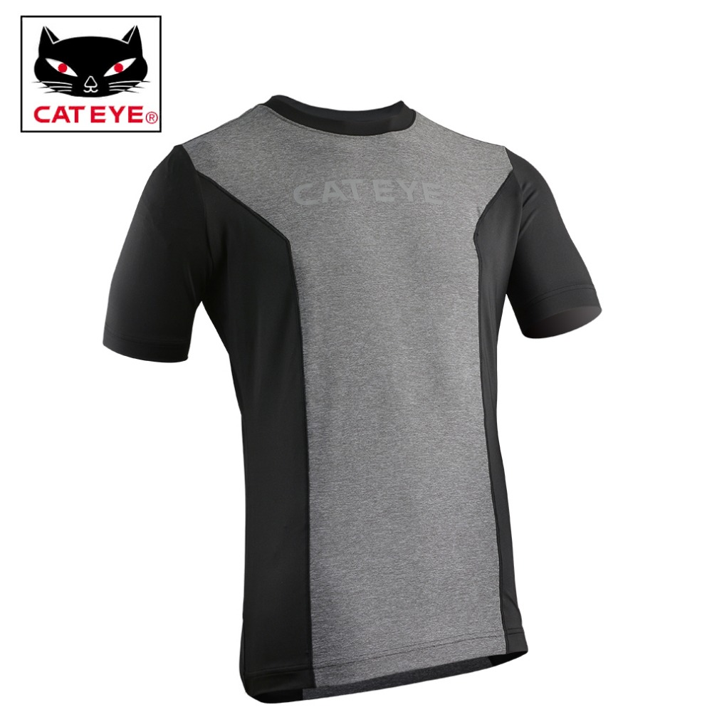 cateye cycling short sleeves jersey classic breathable stretchable quick dry clothing bicycle uv. Black Bedroom Furniture Sets. Home Design Ideas