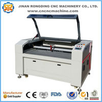 Chinese 6090 laser cutter/laser cutting and engraving machine