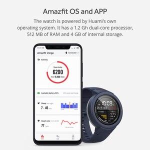 Image 4 - Huami Amazfit 間際スポーツスマートウォッチ 3 GPS Bluetooth 音楽再生通話応答メッセージプッシュ心拍数モニター