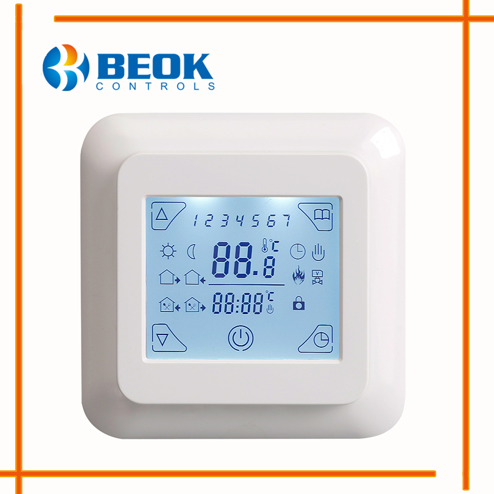Warm Touch Thermostat Manual Underfloor Heating Installation Guide By Discount Floor Videos Prowarm