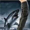 2016New Тактические защитные TAD softshell брюки открытый брюки водонепроницаемый дышащий Зима softshell брюки, мужские брюки
