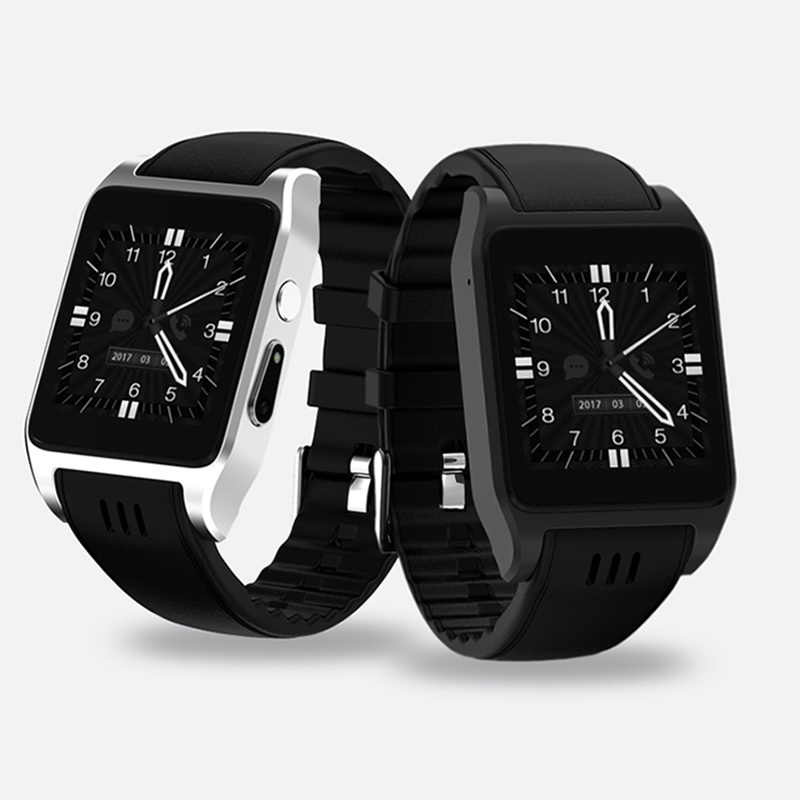 3G Wifi X86 Bluetooth Smart Watch Android Relogio Sim Card Camera Smartwatch Playstore for HUAWEI Xiaomi With BOX