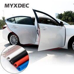 2019 novo abrir a porta do carro anti colisão auto prevenção de colisão vara tira de borracha decoração adesivos acessórios do carro