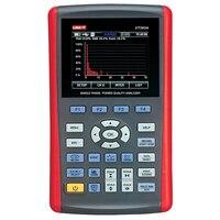 UNI T UT283A одно фазный Анализатор качества электроэнергии производителем электрических Счетчиков True RMS USB Интерфейс комплексный анализ захват
