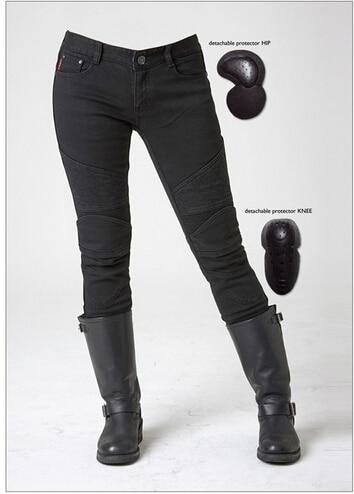 newest Uglybros moto pants ton-up G stylish jeans women jeans Motorcycle pants Jeans women pants