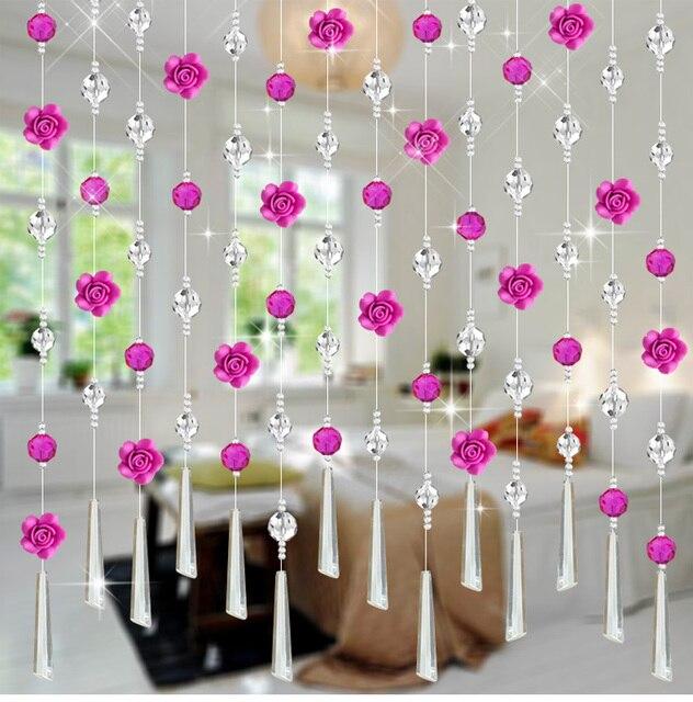 10 meter kristall glas streifen glas kristall perlen vorhang fenster t r kristall vorhang. Black Bedroom Furniture Sets. Home Design Ideas