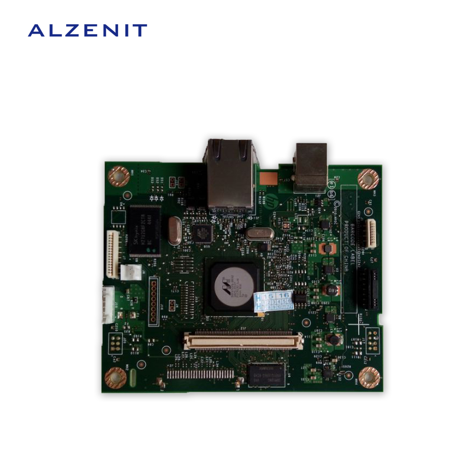 GZLSPART For HP 400 401 Pro M401DN M400DN Original Used Formatter Board CF150-60001 LaserJet Printer Parts On Sale new oem formatter board 220v for hp laserjet pro m126a m126 m125a m125 126 125 cz172 60001 high quality mainboard copier parts