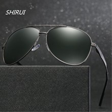 Men Vintage HD Polarized Sunglasses Classic Brand Sun glasses Coating Lens Driving Shades For Men/Wome Eyewear zonnebril mannen цена и фото