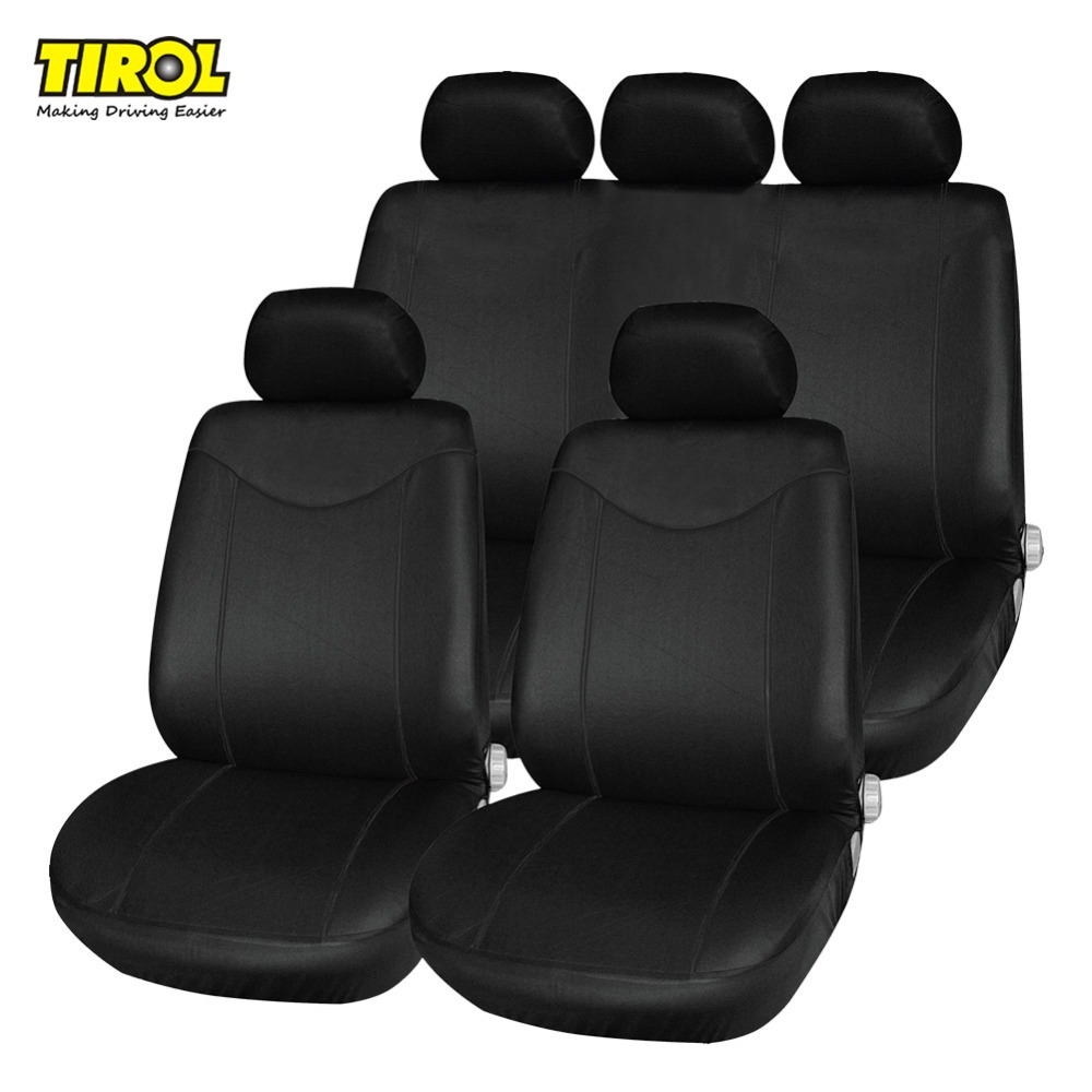 Peachy Us 8 8 Tirol Universal Car Seat Cover 9Pcs Set Mesh Black Seat Dust Cover Full Car Seat Protector Car Interior Accessories T25563B In Automobiles Caraccident5 Cool Chair Designs And Ideas Caraccident5Info