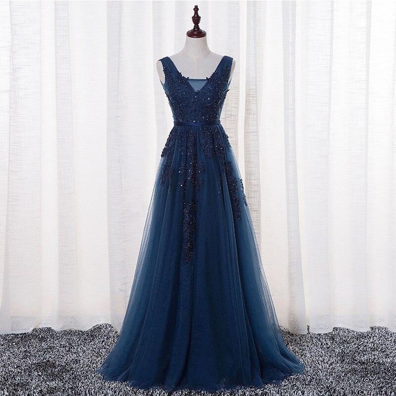 Es ist Yiiya Neue Sleevesless Romantische Grau Rosa Abendkleider ...