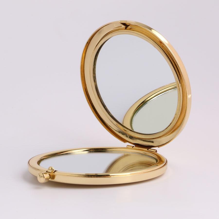 20x kobiety torebka lusterka niestandardowe Wedding Favor złoty metalowy kompaktowe lustro dla przyszłej panny młodej spersonalizowane ślub prezent dla gości w Prezenty imprezowe od Dom i ogród na  Grupa 3
