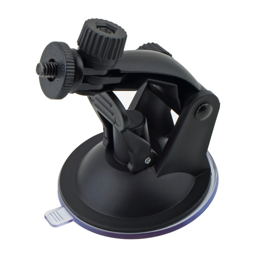 For Gopro Removable Car Suction Cup Gopro Accessories Adapter Mount Screw For GoPro HD Hero 3
