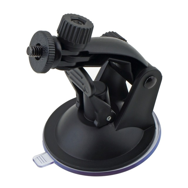 For Gopro Removable Car Suction Cup Gopro Accessories Adapter Mount Screw For GoPro HD Hero  3 2 1 free shipping