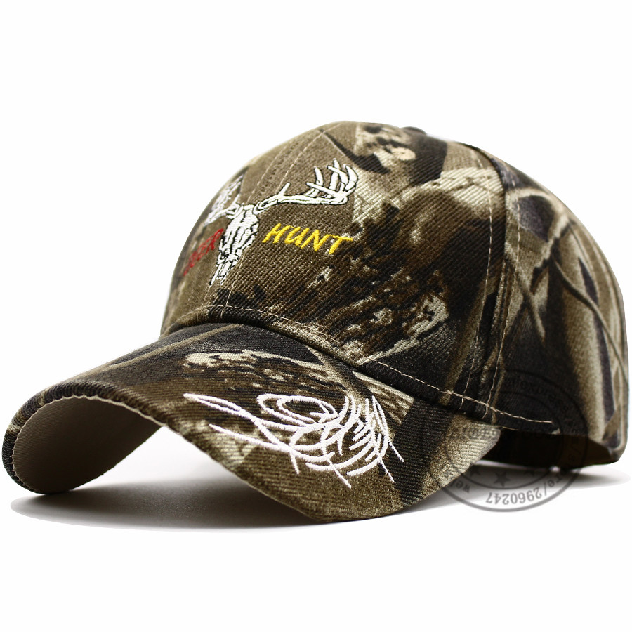 10cffce9f LIBERWOOD Hunting Style Woodland Army Green Camouflage Baseball Hat Cap  Deer Hunt Cap Realtree Xtra Camo Hat Father's Gift