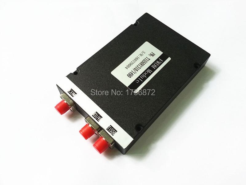 Moduł FWDM 1310nm / 1490nm / 1550nm Filtr WDM Fc / upc tx1550rx1310 - Sprzęt komunikacyjny - Zdjęcie 2