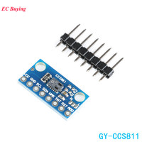 CCS811 Sensor Module GY 811 Air Quality Numerical Gas Sensors TVOC CO2 GY CCS811 Electronic DIY