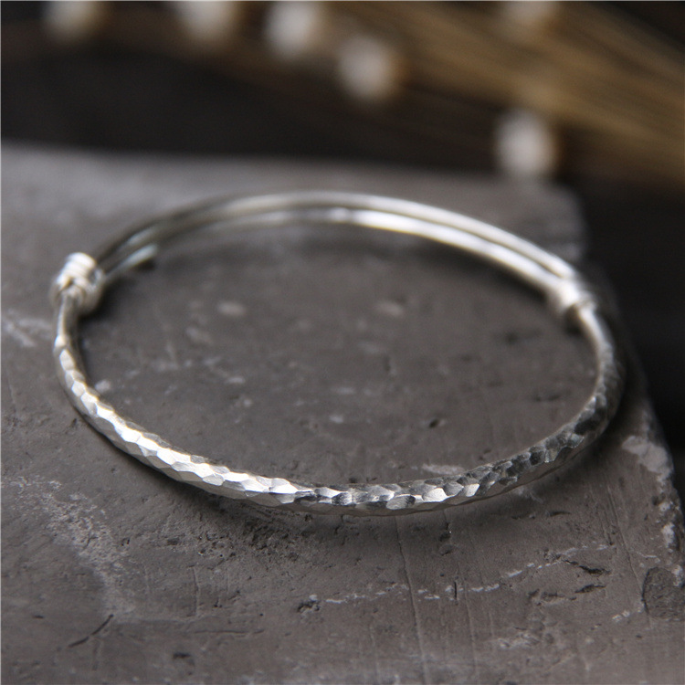 Armbanden Voor Vrouwen Bracelets For Children With Contracted On Surface Of Push-pull Chiang Mai, Thailand Handmade Bracelet 2018 new rushed men anel feminino chiang mai thailand handmade 925 sterling contracted temperament ring ms male food rings