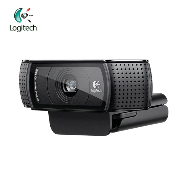 Logitech Pro C920 HD 1280*960 Webcam Support Official Test with 15 Million  Pixels CMOS 30FPS for Windows 10/8/7