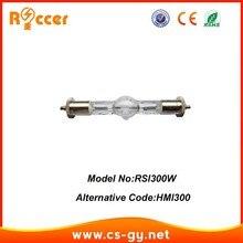 ROCCER высокое качество HMI300 двухконтурная Металлогалогенная лампа HTI300W