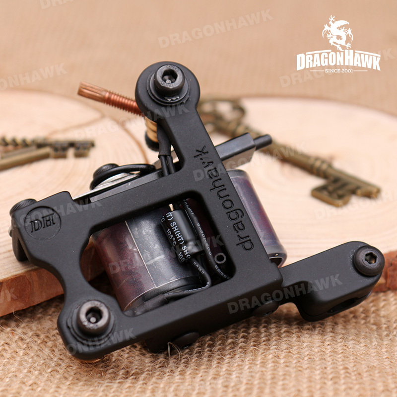 Tattoo Supplies Tattoo Machine Tattoo Gun Wrap Coils New Style Liner Beginner Tattoo Machine недорого
