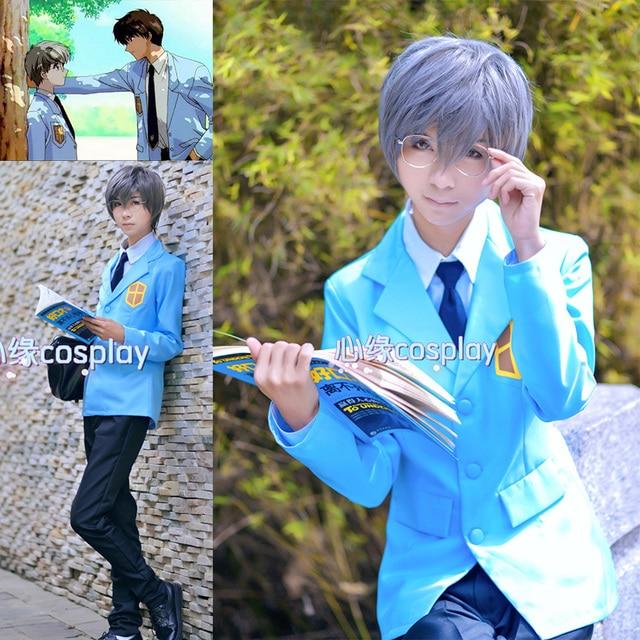 Men school uniform hot photo 219