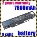 Jigu 9 celdas de batería portátil para samsung aa-pb9nc5b aa-pb9nc6b r518 r519 r520 r522 r540 r580 r610 r620 r700