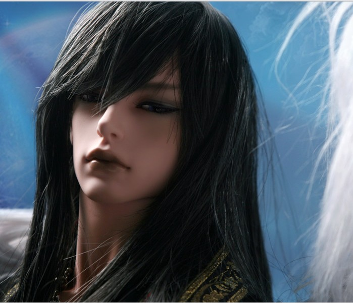 Bjd Doll Phonolus - Rauco Of Fear The Tiger Uncle SD