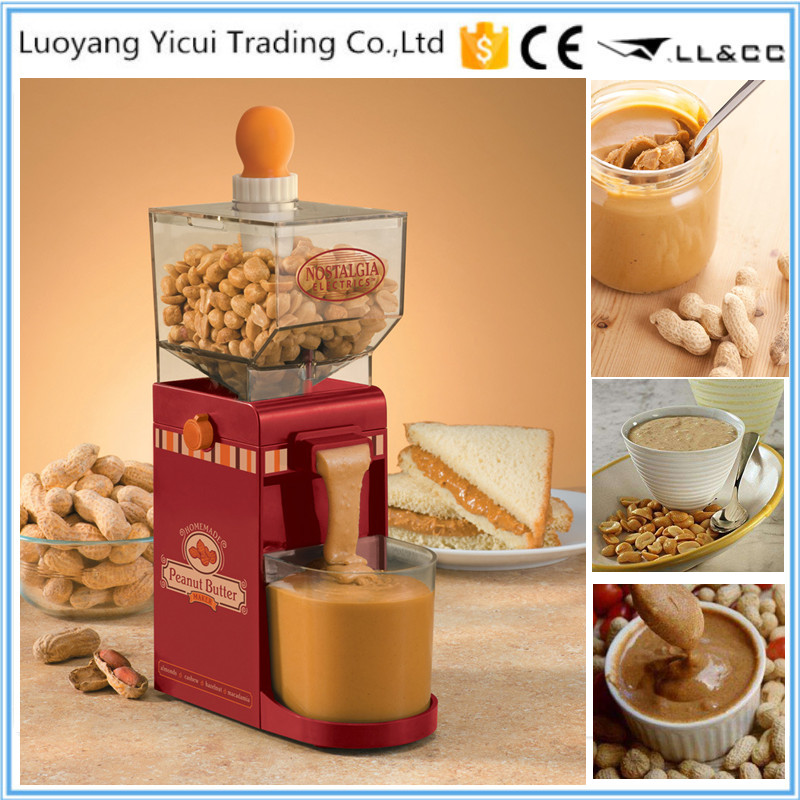 Household peanut butter maker machine/ home use peanut butter machine household peanut butter maker machine home use peanut butter machine