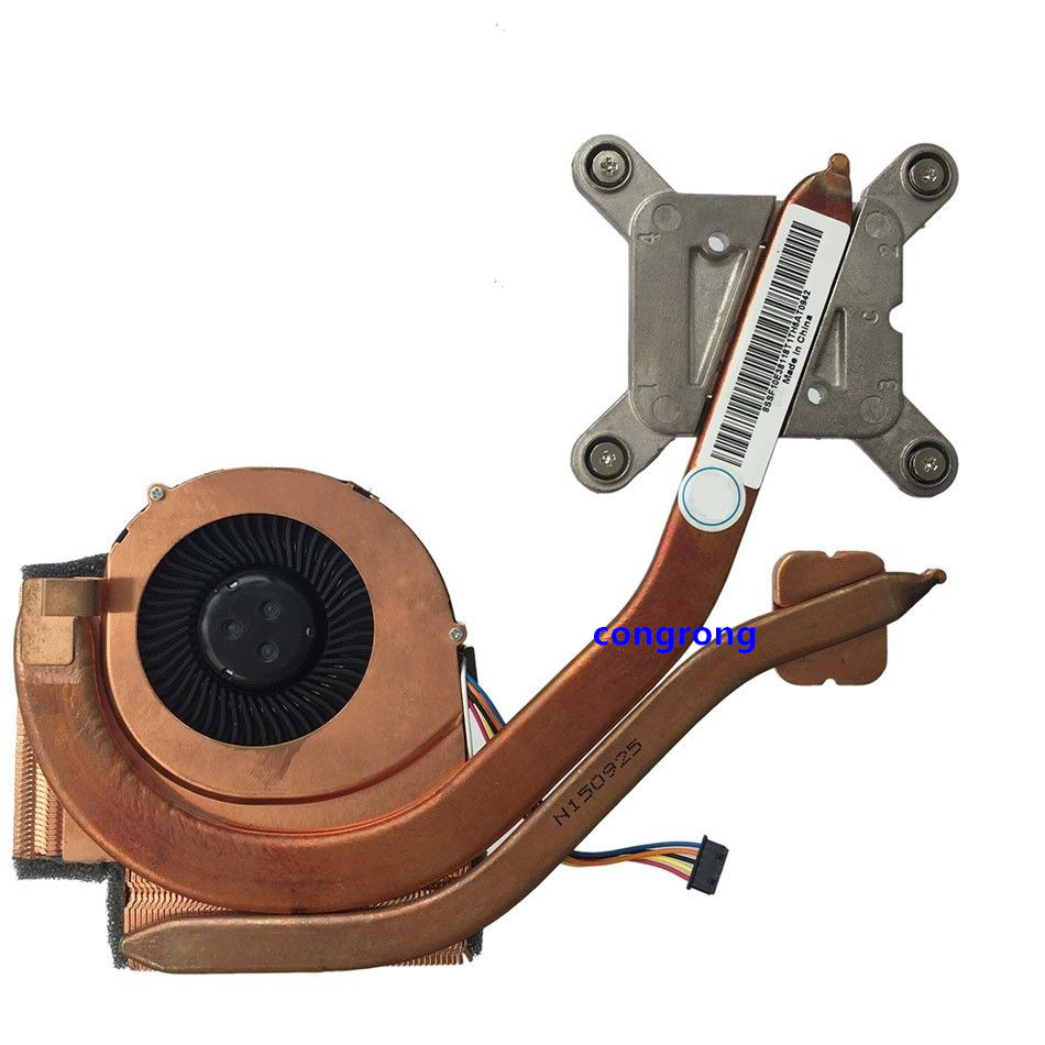 laptop heatsink <font><b>Fan</b></font> for <font><b>Lenovo</b></font> Thinkpad <font><b>T430</b></font> T430i Radiator cooling <font><b>fan</b></font> FRU 04X3788 04W3270 04W3269 image
