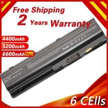 6 Cell ноутбук Батарея для hp павильон G4 G6 G7 G32 G42 G56 G62 G72 CQ32 CQ42 CQ62 CQ56 CQ72 DM4 MU06 593553-001 593562-001 аккумулятор большой емкости