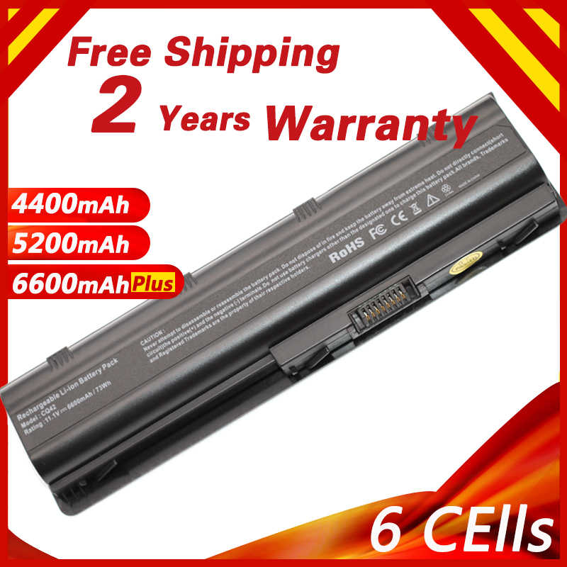 Golooloo 6 Cell Batterij Voor Hp Pavilion G4 G6 G7 G32 G42 G56 G62 G72 CQ32 CQ42 CQ62 CQ56 CQ72 DM4 MU06 593553-001 593562-001