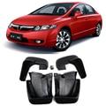 4 шт. передние и задние брызговики Брызговики для Honda /Civic 2006 2007 2008 2009 2010 2011