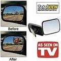 2 шт. 360 Вращающихся Общий Вид Автомобилей Зеркало Заднего вида Регулируемая Blind Spot Панорамный Зеркало Заднего Вида Монитор Остроумие 3 М Adhensive
