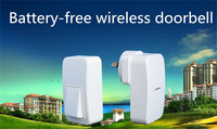 AU Plug 25 Chimes No Battery Wireless Doorbell 120m Range And Waterproof Low Price And High