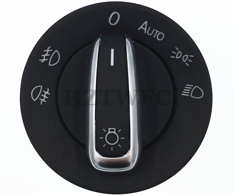 Headlight Fog font b Lamp b font Switch For VW Golf MK 5 6 Plus Jetta