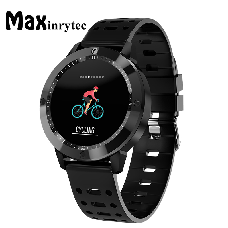 Maxinrytec CF58 Smart watch IP67 waterproof Fitness tracker Heart rate Blood Pressure monitor Sports Men women smartwatch-in Smart Wristbands from Consumer Electronics on AliExpress - 11.11_Double 11_Singles' Day 1