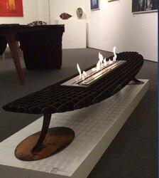 on sale outdoor fireplace bio ethanol burner decorative