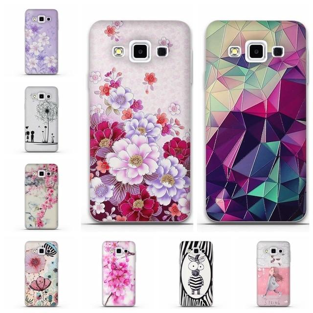 33c29b7113d Soft Phone Case For Samsung Galaxy A3 2015 A300 A3000 Cute Silicon TPU  Cover Cases For Funda Samsung Galaxy A3 2015 A300 Carcasa