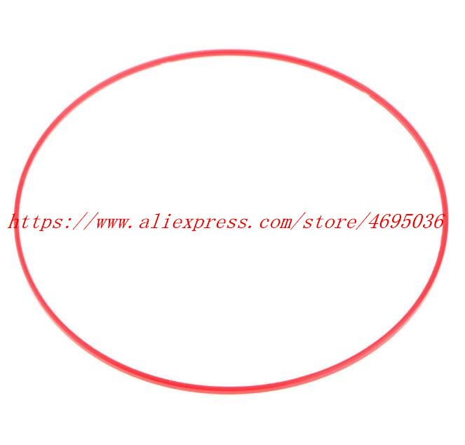 New Red indicator ring Red line circle For Canon EF 24-105mm 24-105 f/4L IS USM Lens Repair parts
