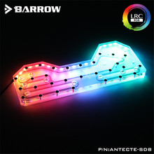 Barrow Distro plate for Antec Torque  Dynamic Chassis, Waterway Board Deflector Water Cooling 5V/3PIN MB SYNC  ANTECTE-SDB