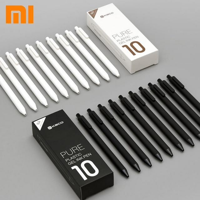 10x Długopis Xiaomi Mijia KACO za $5.94 / ~23zł